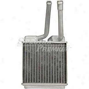 1984-1988 Pontiac Fiero Heater Core Spectra Pontiac Heater Core 94498 84 85 86 87 88