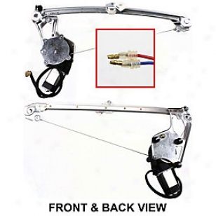 1984-1989 Mercedes Benz 190d Window Regulator Replacement Mercedes Benz Window Regupator M491709 84 85 86 87 88 89