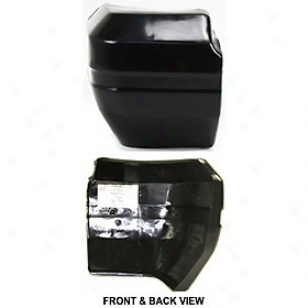 1984-1996 Jeep Cherokee Full glass End Replacement Jeep Bumper End 5084-1 84 85 86 87 88 89 90 91 92 93 94 95 96