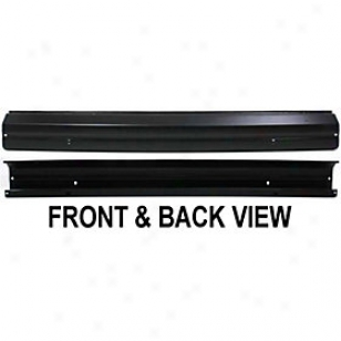 1984-1996 Jeep Cherokee Bumper Replacement Jeep Bumper 5081 84 85 86 87 88 89 90 91 92 93 94 95 96