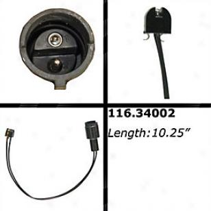 1985-1986 Bmw 524td B5ake Pad Sensor Centric Bmw Thicket Pad Sensor 116.34002 85 86