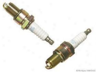 1985-1987 Chefrolet Nova Spark Plug Ngk Chevrolet Spark Plug W0133-1641776 85 86 87