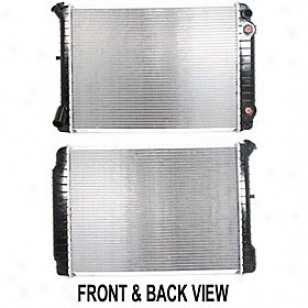 1985-1989 Chevrolet Camaro Radiator Replacement Chevrolet Radiator P919 85 86 87 88 89