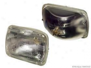 1985-1989 Honda Accorrd Headlight Sylvania Honda Headlight W0133-1632335 85 86 87 88 89