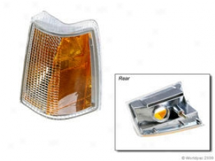1985-1989 Volvo 740 Parking Light Scan-tech Volvo Parking Light W0133-1623608 85 86 87 88 89
