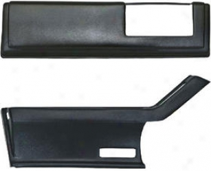 1985-1993 Cadillac Eldorado Arm Rest Cover Dashtop Cadillac Arm Pause Cover 1642r-15063 85 86 87 88 89 90 91 92 93