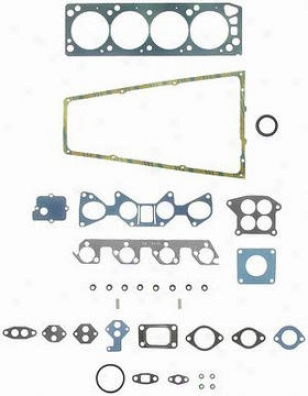 1986-1987 Ford Ranger Implement Gaqiet Set Felpro Ford Engine Gasket Set Hs8993pt-3 86 87