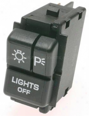 1986-1989 Buick Skyhawk Headlight Switch Standard Buick Headlight Switch Ds-294 86 87 88 89