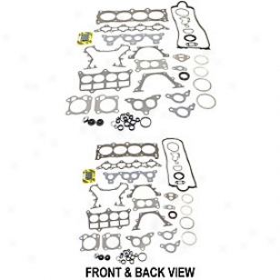 1986-1989 Honda Acdord Engine Gasket Set Replacement Honda Engine Gasket Set Reph312720 86 87 88 89