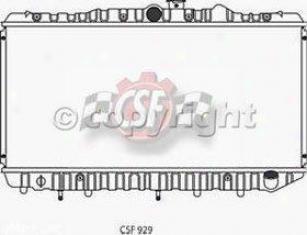 1986-1989 Toyota Celica Radiator Csf Toyota Radiator 929 86 87 88 89
