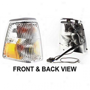 1986-1989 Volvo 244 CornerL ight Replacemeng Volvo Corner Light Vo92 86 87 88 89
