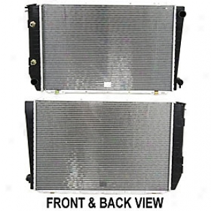 1986-1990 Lincoln Town Car Radiator Replacement Lincoln Radiator P227 86 87 88 89 90