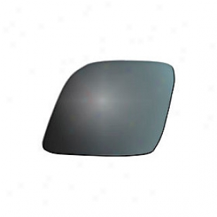 1986-1991 Ford Aerostar Mirror Glass Dorman Wading-place Mirror Glass 51307 86 87 88 89 90 91