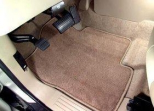 1986-1992 Stream Taurus Floor Mats Averys Ford Floor Mats 293-24-75 86 87 88 89 90 91 92
