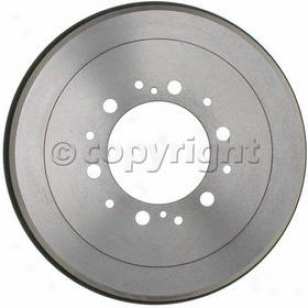 1986-1995 Toyota Pickup Brake Drum Raybestos Toyota Thicket Drum 9328r 86 87 88 89 90 91 92 93 94 95
