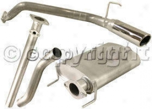 1986-1995 Toyota Pickup Exhaust System Pacesetter Toyota Exhaust System 86-2800 86 87 88 89 90 91 92 93 94 95