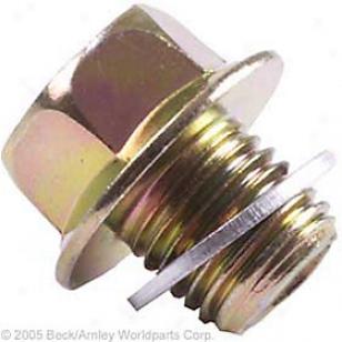1986-2000 Acura Integra Oli Drain Plug Beck Arnley Acuura Oil Drain Plug 016-0088 86 87 88 89 90 91 92 93 94 95 96 97 98 99 00