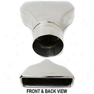 1986-2001 Acura Integra Exhaust Tip Kool Vue Acura Exhaust Tip Kv160108 86 87 88 89 90 91 92 93 94 95 96 97 98 99 00 01