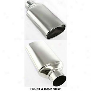 1986-2001 Acura Integra Exhaust Tip Kool Vue Acura Exhaust Tip Kv160110 86 87 88 89 90 91 92 93 94 95 96 97 98 99 00 01