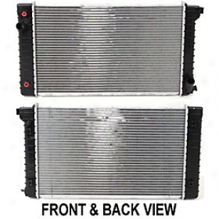 1987-1988 Chevrolet Cavalier Radiator Replacement Chevrolet Radiator P612 87 88