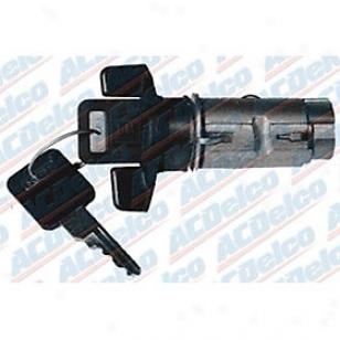 1987-1990 Chevrolet Corsica Ignition Switch Ac Delco Chevrolet Ignition Switch D1432b 87 88 89 90