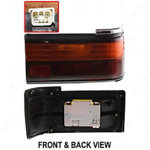 1987-1990 ToyotaC amry Tail Light Replacement Toyota Tail Light 11-1686-00 87 88 89 90