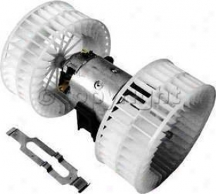 1987-1993 Mercedes Benz 300d Blower Motor Apa/uro Quarters Mercedes Benz Blower Motor 000 830 8208 87 88 89 90 91 92 93