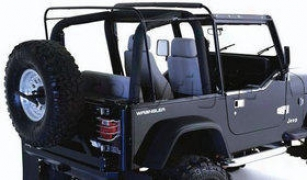 1987-1995 Jeep Wrangler (yj) Soft Top Hardware Rampage Jeep Soft Top Hardware 69999 87 88 89 90 91 92 93 94 95