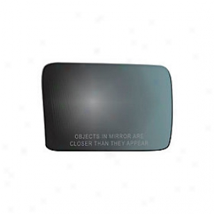 1987-1995 Nissan Pathfinder Mirror Glass Dorman Nissan Mirror Glass 51276 87 88 89 90 91 92 93 94 95