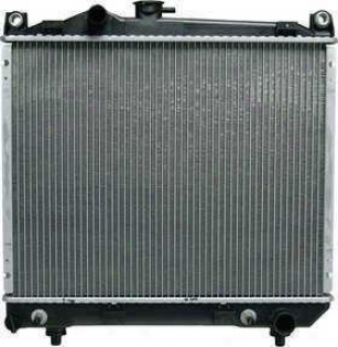 1987-1996 Dodge Dakota Radiator Apdi Dodge Radiator 8010981 87 88 89 90 91 92 93 94 95 96