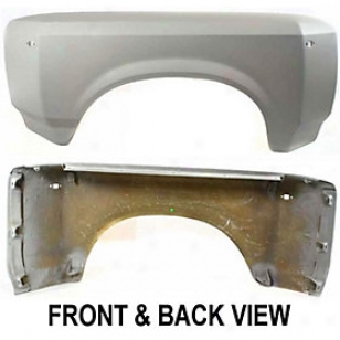 1987-1997 Ford F-150 Fender Replacement Ford Fender F552101 87 88 89 90 91 92 93 94 95 96 97