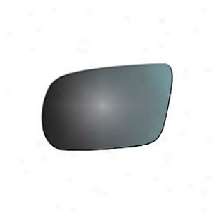 1987-1997 Oldsmobile Cutlass Supreme Mirror Glass Dorman Oldsmobile Mirror Glass 51207 87 88 89 90 91 92 93 94 95 96 97