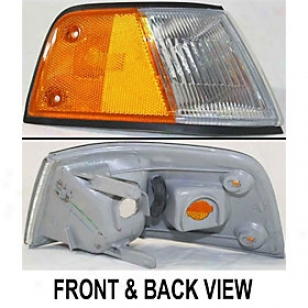 1988-1989 Honda Civic Corner Light Replacement Honda Corner Light 18-1382-00 88 89