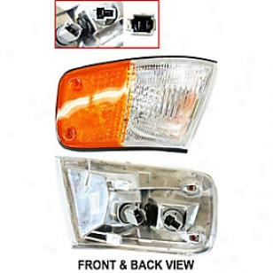 1988-1989 Honda Crx Corner Light Replacement Honda Corner Light 3171513las 88 89