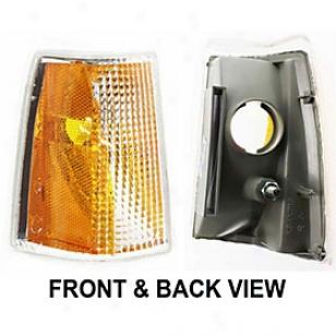 1988-1989 Vlvo 740 Corner Light Replacement Volvo Corner Light 3731501rus 88 89