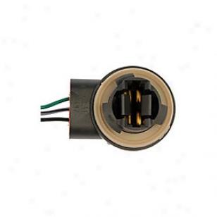 1988-1990 Chrysler Lebaron Bulv Socket Dorman Chrysler Bulb Socket 85885 88 89 90