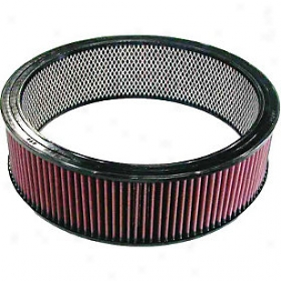 1988-1991 Checrolet Blazef Air Filter K&n Chevrolet Air Filter E-3750 88 89 90 91