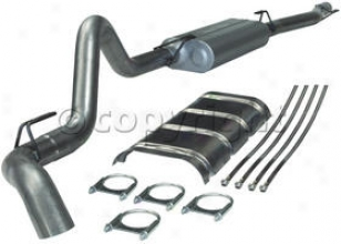 1988-1992 Chevrolet C1500 Exhaust System Flowmaster Chevrolet Exhaust System 17127 88 89 90 91 92