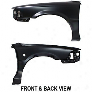 1988-1992 Toyota Corolla Fenddr Replacement Toyota Fender 2802-2 88 89 90 91 92