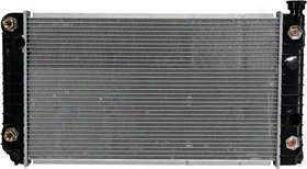 1988-1994 Chevrolet S10 Blazer Radiator Apdi Chevrolet Radiator 8010705 88 89 90 91 92 93 94