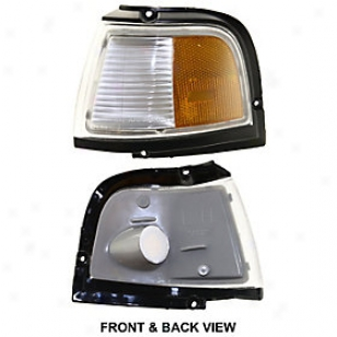 1988-1996 Oldsmobile Cutlsas Ciera Corner Porous Replacement Oldsmobile Corner Light 18-1836-01 88 89 90 91 92 93 94 95 96