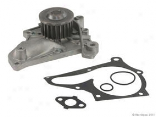 1988-1998 Toyota Celica Water Pump Metrix Toyota Water Pump W0133-1619900 88 89 90 91 92 93 94 95 96 97 98