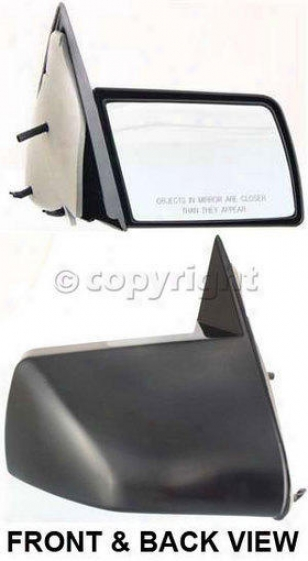 1988-1999 Chevrolet C1500 Pattern Kool Vue Chevrolet Mirror Gm62r 88 89 90 91 92 93 94 95 96 97 98 99