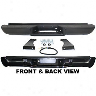 1988-1999 Chevrolet C1500 Step Bumper Bolton Premiere Chevrolet Step Bumper We-320O0 88 89 90 91 92 93 94 95 96 97 98 99
