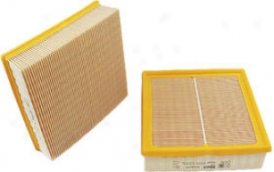 1989-1991 Audi 100 Air Filter Mahle Audi Air Filter Lx 220 89 90 91