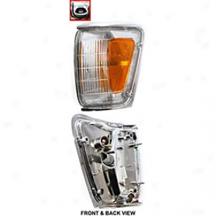 1989-1991 Toyota Pickup Corner Light Replacement Toyota Corner Light 18-1450-66 89 90 91