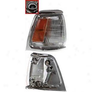 1989-1991 Toyota Pickup Corner Light Replacement Toypta Corner Light 18-1476-66 89 90 91