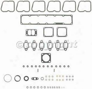 1989-1993 Dodge D250 Engine Gasket Set Felprro Dodgr Engine Gasket Set Hsu9332 89 90 91 92 93