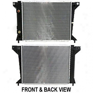1989-1993 Ford Thunderbird Radiator Replacement Ford Radiator P1095 89 90 91 92 93