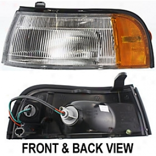 1989-1994 Nissan Maxima Corner Light Replacement Nissan Corner Light 18-1923-00 89 90 91 92 93 94